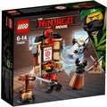 LEGO® NINJAGO™ Movie 70606 Spinjitzu-Training