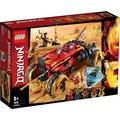 LEGO® NINJAGO® 70675 Katana 4x4