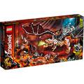 LEGO® NINJAGO® 71721 Drache des Totenkopfmagiers