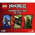 LEGO® Ninjago Hörspielbox 2 Hörspiel