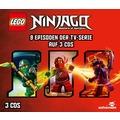 LEGO® Ninjago Hörspielbox 3 Hörspiel