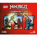 LEGO® Ninjago Hörspielbox 4 Hörspiel