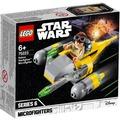 LEGO® Star Wars™ 75223 Naboo Starfighter™ Microfighter