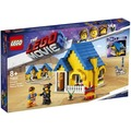 LEGO® The LEGO Movie™ 2 70831 Emmets Traumhaus/Rettungsrakete!