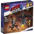 LEGO® The LEGO Movie™ 2 70836 Einsatzbereiter Batman™ und EisenBart