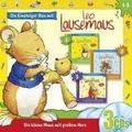 Leo Lausemaus Box 1. ... will nicht essen / ... nicht in den Kindergarten / ... nicht Zähne putzen. CD Hörspiel
