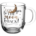Leonardo GK/Tasse 400ml Love you to... mehrfarbig