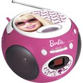 Lexibook RCD-102BB Radio-CD-Player Barbie