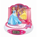 Lexibook RP510DP Disney Princess Projektions Radio-Wecker