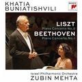 Liszt: Piano Concerto No. 2 in A Major, S 125 & Beethoven: Piano Concerto No. 1 in C Major, Op. 15