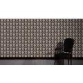 Livingwalls neobarocke Mustertapete Moments Tapete creme schwarz 10,05 m x 0,53 m