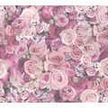 Livingwalls selbstklebendes Panel Pop.up Panel 3D rosa pink grün 368381 2,50 m x 0,52 m