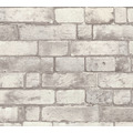 Livingwalls selbstklebendes Panel Pop.up Panel 3D weiß grau 368491 2,50 m x 0,52 m
