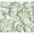 Livingwalls selbstklebendes Panel Pop.up Panel 3D weiß grün 368391 2,50 m x 0,52 m