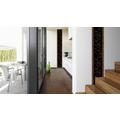 """Livingwalls selbstklebendes Panel """"Pop.up Panel"""", beige, braun, schwarz 2,50 m x 0,35 m"""