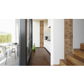 "Livingwalls selbstklebendes Panel ""Pop.up Panel"", beige, braun, weiss 2,50 m x 0,35 m"