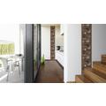 "Livingwalls selbstklebendes Panel ""Pop.up Panel"", braun 2,50 m x 0,35 m"