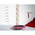 "Livingwalls selbstklebendes Panel ""Pop.up Panel"", bunt, gelb, weiss 2,50 m x 0,35 m"