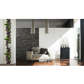 "Livingwalls selbstklebendes Panel ""Pop.up Panel"", creme, grün, schwarz 2,50 m x 0,35 m"