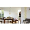 "Livingwalls selbstklebendes Panel ""Pop.up Panel"", gelb, orange, weiss 2,50 m x 0,35 m"