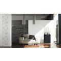 "Livingwalls selbstklebendes Panel ""Pop.up Panel"", grau, grün, weiss 2,50 m x 0,35 m"