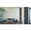 "Livingwalls selbstklebendes Panel ""Pop.up Panel"", grau, schwarz, weiss 2,50 m x 0,35 m"