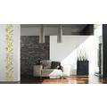 "Livingwalls selbstklebendes Panel ""Pop.up Panel"", grün, weiss 2,50 m x 0,35 m"