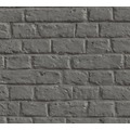 Livingwalls Vliestapete Metropolitan Stories Anke & Daan Amsterdam grau schwarz 369121 10,05 m x 0,53 m