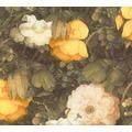 Livingwalls Vliestapete Metropolitan Stories Anke & Daan Amsterdam floral gelb 369211 10,05 m x 0,53 m
