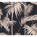 Livingwalls Vliestapete Metropolitan Stories Lola Paris metallic rosa schwarz 369191 10,05 m x 0,53 m