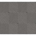 Livingwalls Vliestapete Metropolitan Stories Nils Olsson Copenhagen grau metallic 369261 10,05 m x 0,53 m