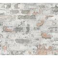Livingwalls Vliestapete Metropolitan Stories Paul Bergmann Berlin grau schwarz weiß 369292 10,05 m x 0,53 m