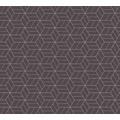 Livingwalls Vliestapete mit Glitter Metropolitan Stories Lizzy London braun metallic 369201 10,05 m x 0,53 m