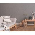 Livingwalls Vliestapete New Walls Tapete Cosy & Relax Uni grau beige braun 373951