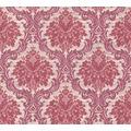 Livingwalls Vliestapete Paradise Garden Tapete mit Ornamenten barock creme rot 367165 10,05 m x 0,53 m