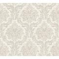 Livingwalls Vliestapete Paradise Garden Tapete mit Ornamenten barock grau beige 367161 10,05 m x 0,53 m