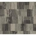 Livingwalls Vliestapete Titanium 2 Tapete beige metallic schwarz 360024 10,05 m x 0,53 m