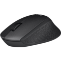 Logitech® Maus M330 Silent Plus - Wireless - Optisch Schwarz - 1000 dpi - 3 Tasten