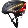 Lumos Lumos Kickstart Helmet Charcoal Black 20