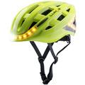 Lumos Kickstart Fahrradhelm Lime Green 19