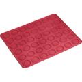 Lurch Flexiform Backmatte Macaron 38x30cm ruby