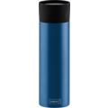 Lurch Isolierbecher 500ml denim blue blau aus Edelstahl Thermobecher hält bis zu 12 Stunden heiß / 24 Stunden kalt