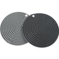 Lurch Topfuntersetzer/-lappen 2er Set flint-/iron grey