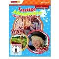 Lustige Abenteuer mit Pippi & Michel [DVD]