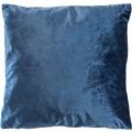 Luxor Living Kissen Elegance, blau 45x45