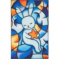 Luxor Living Kinderteppich Moré Blue Dream 100 cm x 160 cm