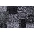 Luxor Living Teppich Vintage-Teppich Barock schwarz/weiß 80cm x 150cm