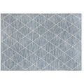 Luxor Living Handwebteppich Pantin blau 170 cm x 240 cm