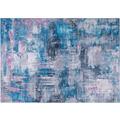 Luxor Living Teppich Prima grau blau 80 x 150