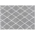 Luxor Living Teppich Pula, silber-weiß 79803 80 x 150